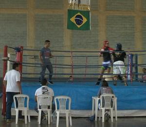 Copa Divinópolis de Kicboxing Federação Mineira de Kickboxing (Foto: FMKB/Divulgação)