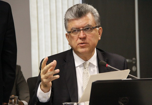 O subprocurador da República Mario Bonsaglia (Foto: CNMP)