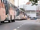 Motoristas e cobradores de ônibus encerram paralisação em Jacareí, SP