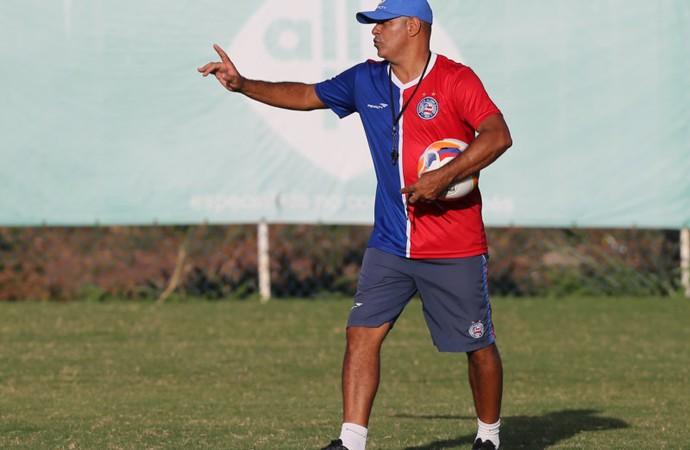 Charles Fabian; Bahia (Foto: Felipe Oliveira/EC Bahia/Divulgação)