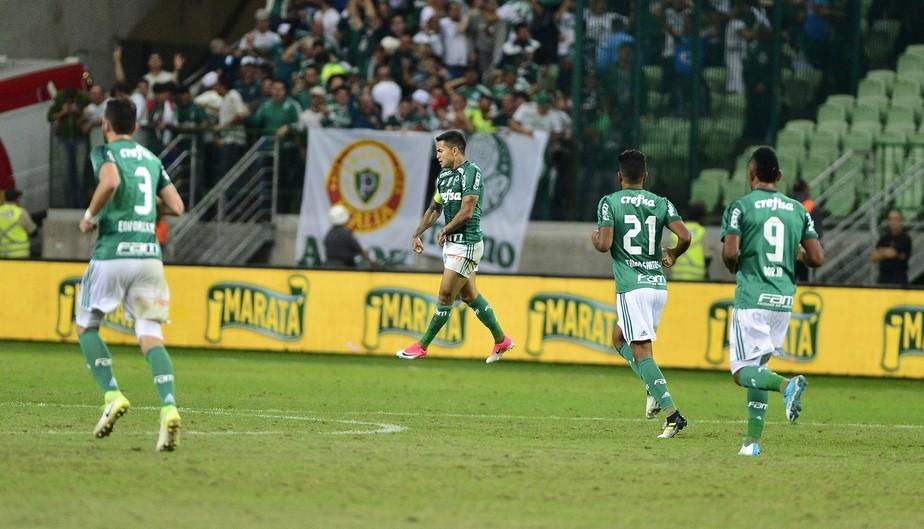 Atuações do Palmeiras: após apagão geral, time renasce com Dudu, Willian e Borja
