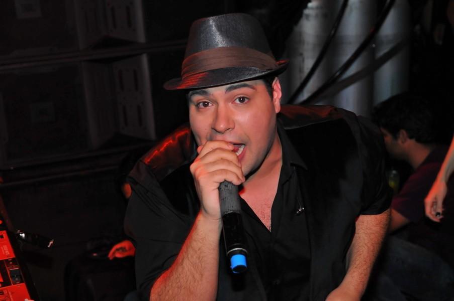 Tiago Abravanel no festival Winter Play (Foto: Cassiano de Sousa / Divulgação)