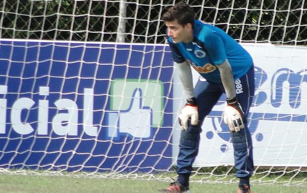 Rafael goleiro  Cruzeiro (Foto: Marco Antônio Astoni/Globoesporte.com)
