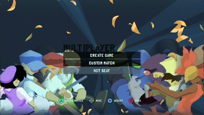 Game traz modo multiplayer. (Foto: Reprodução)