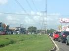 Mulher que conduzia moto morre atropelada na Centenário, em Belém
