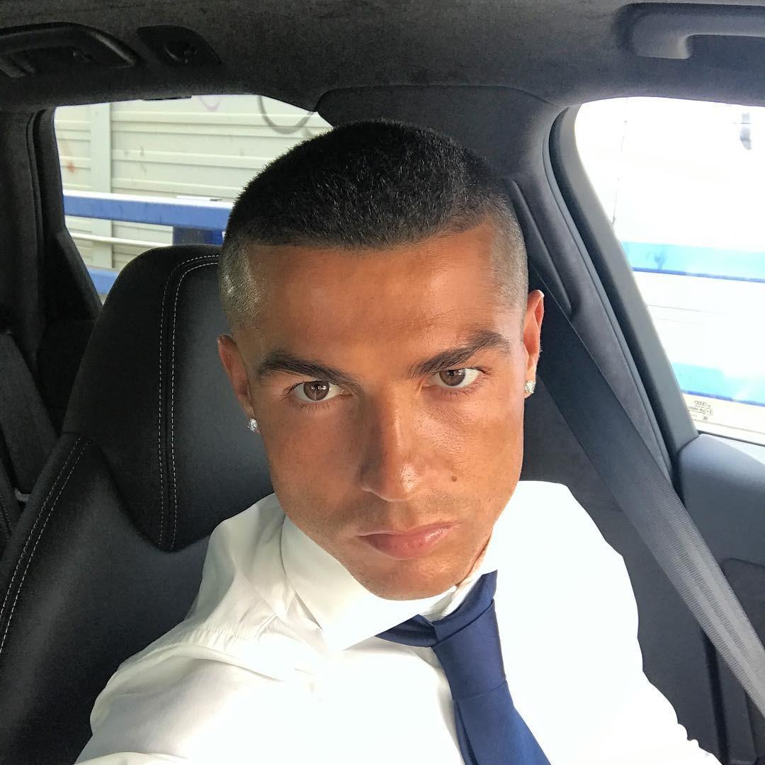 Cristiano Ronaldo no Instagram (Foto: Reprodução/Instagram)