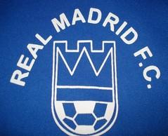 Escudo Real Madrid - amador de Prudente (Foto: Divulgação)