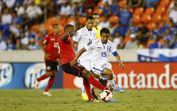 Honduras 0 2 Trinidad e Tobago, Copa Ouro da Concacaf (Foto: EFE)