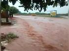Chuva invade casas e alaga ruas em Herculândia e Tupã