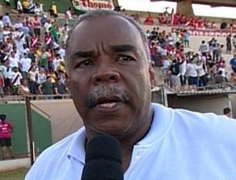 Técnico do Misto, João Francisco Marçal (Foto: Reprodução/TV Morena)