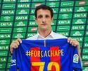 Belletti revela que Barça criou camisa número 73 em homenagem à Chape
