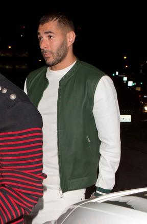 Karim Benzema (Foto: Splash News / AKM-GSI)
