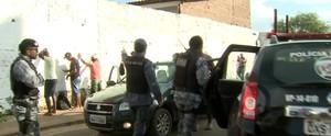 Maranhão terá reforço da Força Nacional após ataques a ônibus (Reprodução/Globo)
