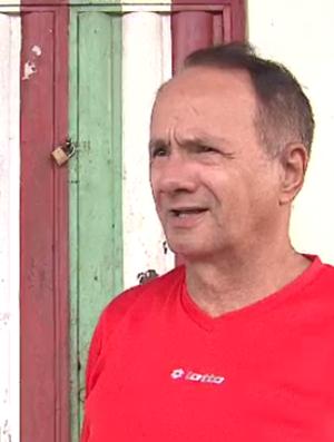 José Ribamar é o novo técnico do Alto Acre  (Foto: Divulgação/TV Acre)