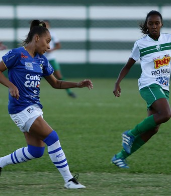 Rio Preto x São José Futebol Feminino - Campeonato Brasileiro de Futebol Feminino (Foto: Ferdinando Ramos/AllSports)