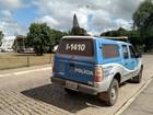 Seis presos usam viatura da polícia para fugir de delegacia da Bahia