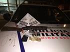 Em Ipatinga, polícia prende três homens suspeitos de roubo