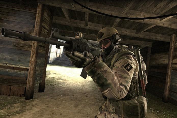 Counter Strike (Foto: Divulgação)