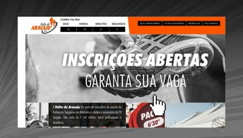 Passo a passo: Veja como fazer  a inscrição da Volta de Aracaju 2016