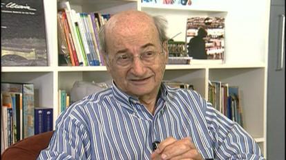 Jorge Wilheim, um dos mais importantes urbanistas do país, foi enterrado em São Paulo