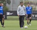 Cássio e Uendel não treinam e são dúvidas para enfrentar o Cruzeiro