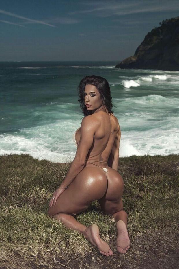 Gracyanne Barbosa (Foto: Samuel Melim / R2assessoria)