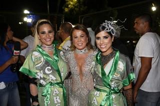 Wanessa Camargo, Zilu Godoi e Camilla Camargo (Foto: Marcos Serra Lima / EGO)