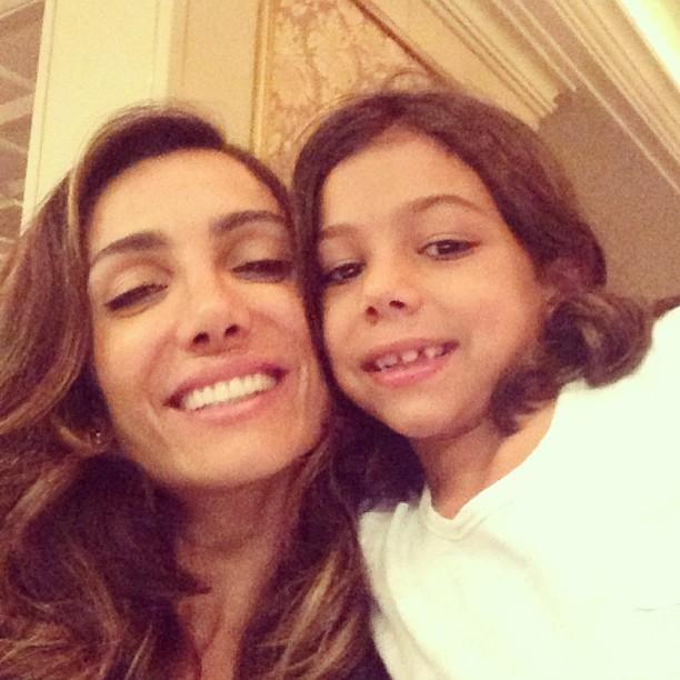 Andrea Santa Rosa (Foto: Reprodução/ Instagram)