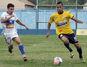 Paduano 1 x 1 Macaé, amistoso jogo-treino (Foto: Tiago Ferreira/Divulgação)