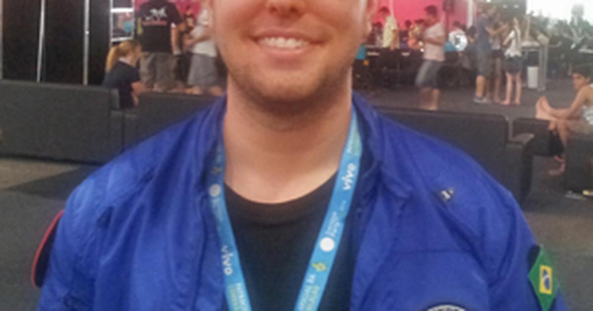 Brasileiro que ganhou voo espacial quer usar Google Glass na viagem