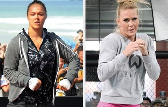 Lawler se lesiona e Rousey x Holm fazem luta principal do UFC Austrália