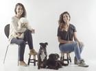 Adoção de animais é foco de projeto (Divulgação/Amizade Não se Compra)