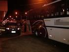 PRF registra mais de 40 assaltos a ônibus em rodovias do Triângulo