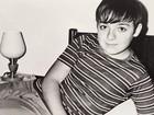 Gugu Liberato relembra a infância e posta foto com o primeiro gravador