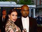 Nome da filha de Kim Kardashian e Kanye West começará com K, diz site