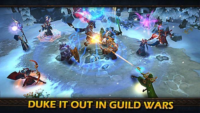 Para quem gosta de estratégia, o destaque da semana é o belo Age of Warriors (Foto: Divulgação)