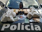 Polícia apreende cerca de 15 quilos de cocaína em sítio