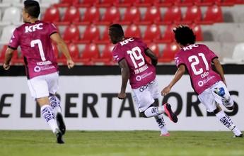Del Valle se salva com pênalti perdido no fim e vai para grupo do Atlético-MG