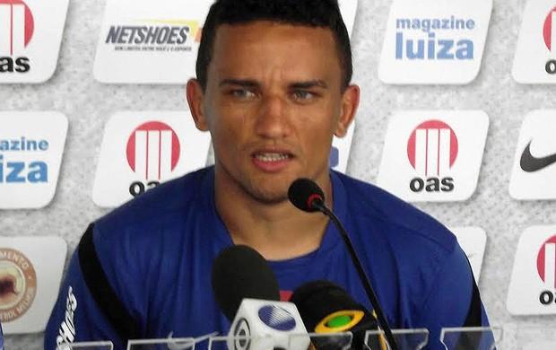 Raul (Foto: Divulgação / EC Bahia)