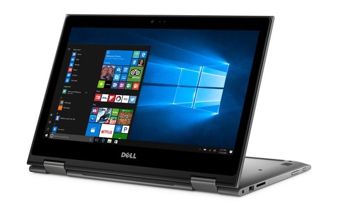 Dell Inspiron 13 5000 é um híbrido de notebook com tablet e tem desconto de R$ 300 na Black Friday (Foto: Divulgação/Dell)
