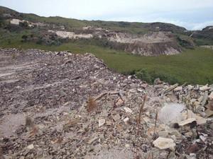 Parque Nacional da Serra da Canastra pode ter área reduzida (Foto: Aline Fonseca/Arquivo Pessoal)