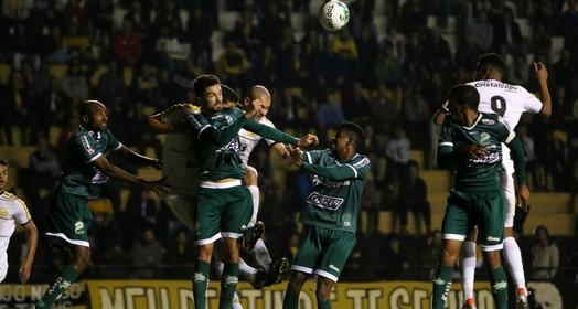 assista (Fernando Ribeiro/www.criciuma.com.br)