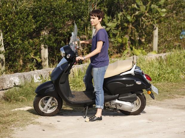 Será que Nina vai ficar balançada com o encontro? (Foto: Avenida Brasil/ TV Globo)
