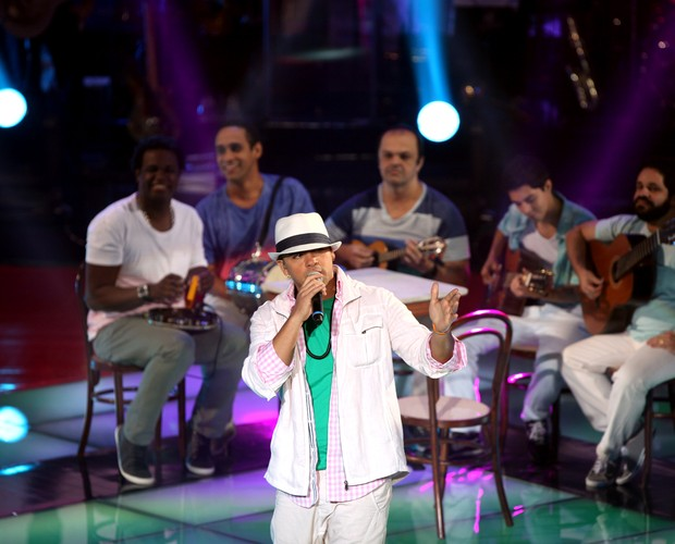 Rafah (Foto: The Voice Brasil/TV Globo)