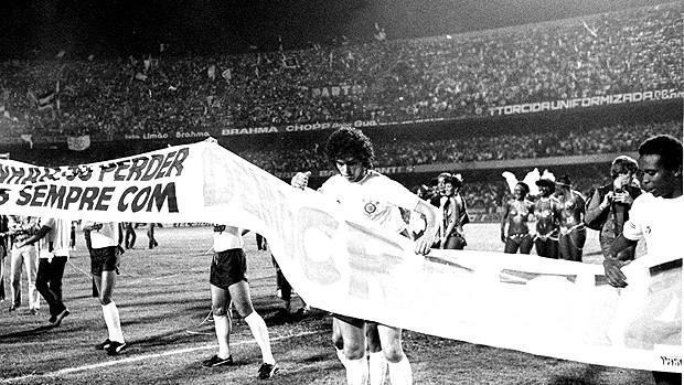 casagrande corinthians final paulista de 1983 democracia corintiana