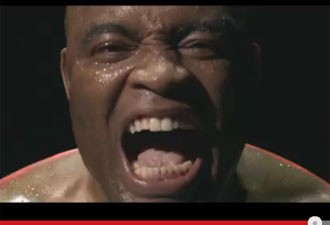 Comercial da Budweiser com Anderson Silva deixou de ser exibido na TV aberta (Foto: Reprodução/YouTube)