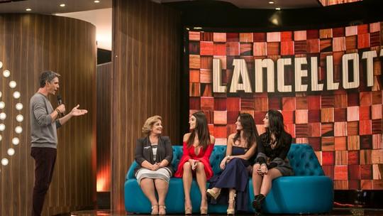 Giovanna Lancellotti relembra carro dado por Caio Castro e alerta da avó para o ator