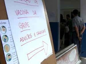 Segundo Secretaria da Saúde, cidades podem prorrogar vacinação  (Foto: Reprodução/EPTV)