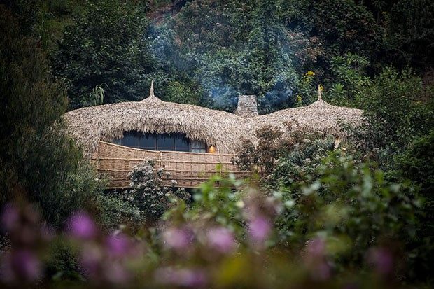 Ruanda tem hotel luxuoso, sustentável e ao lado de vulcões (Foto: Divulgação)