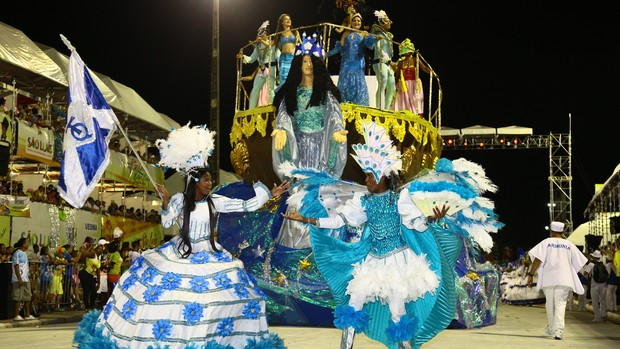 'Turma do Quinto' conquista o título do carnaval de São Luís (Biné Morais/O Estado)
